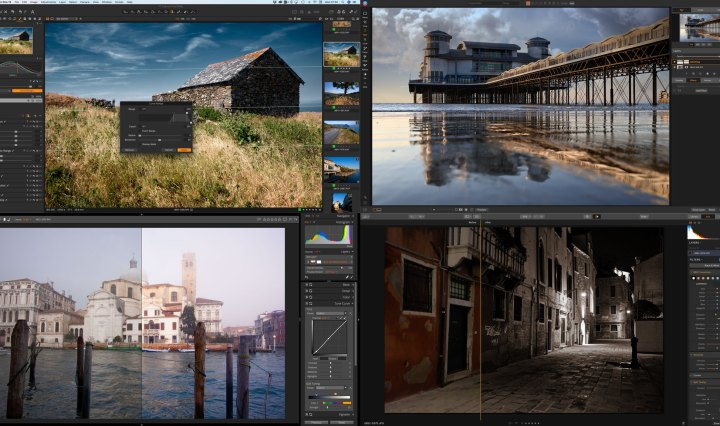 Lightroom alternatives