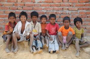 children_India