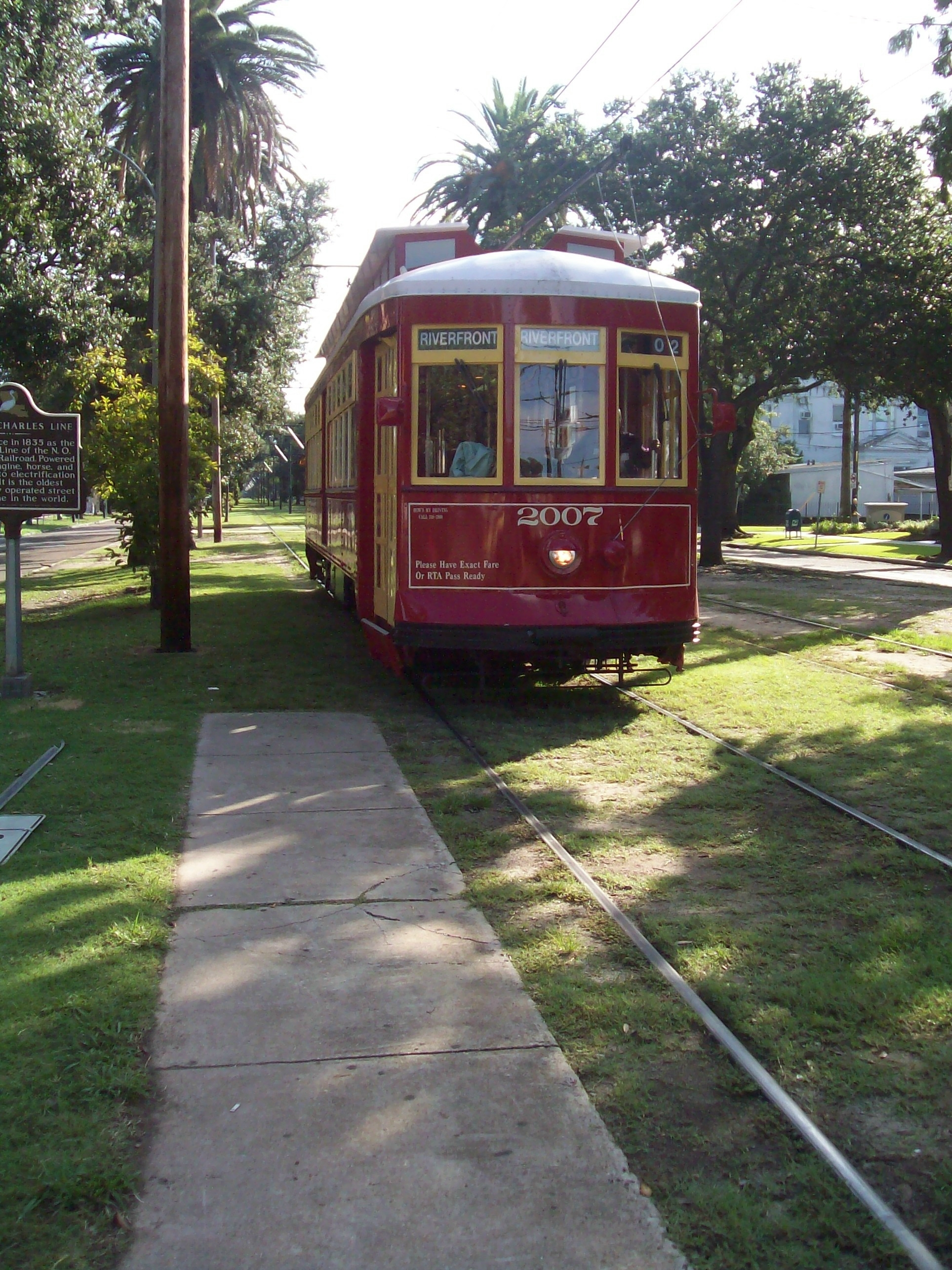 Streetcar at the Camellia Grill
