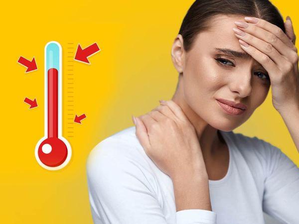 reasons body heat time asr | body heat: शरीर के हर समय ...