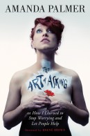 The art of asking by amanda palmer cover.