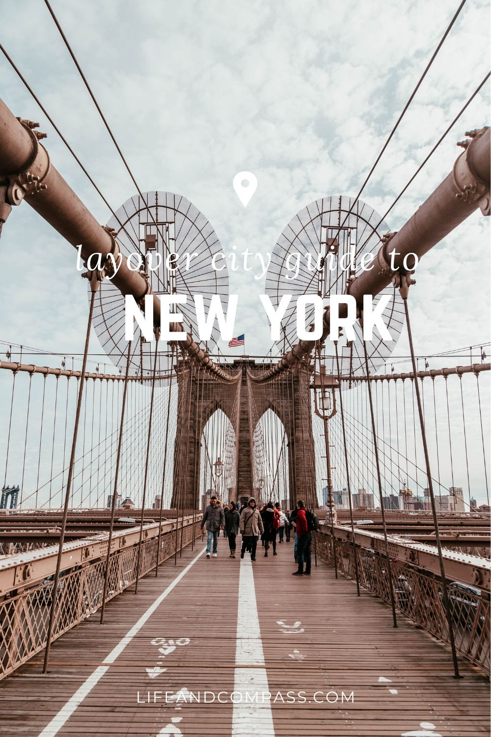 Since I've done these itineraries quite often, and explore cities in less than 24 hours (or one-day layovers) I thought I would start a series on Layover City Guide to help you plan your day and what better city to start than New York?