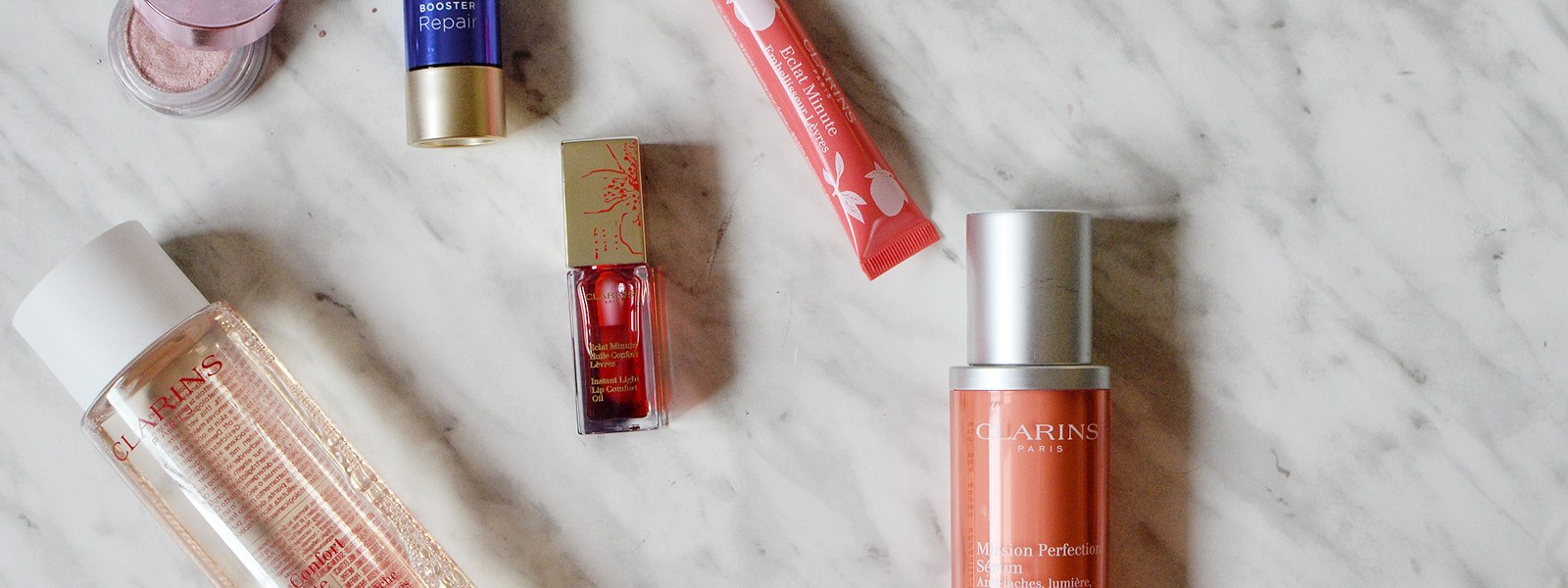 Best of Clarins Skincare and Beauty.
