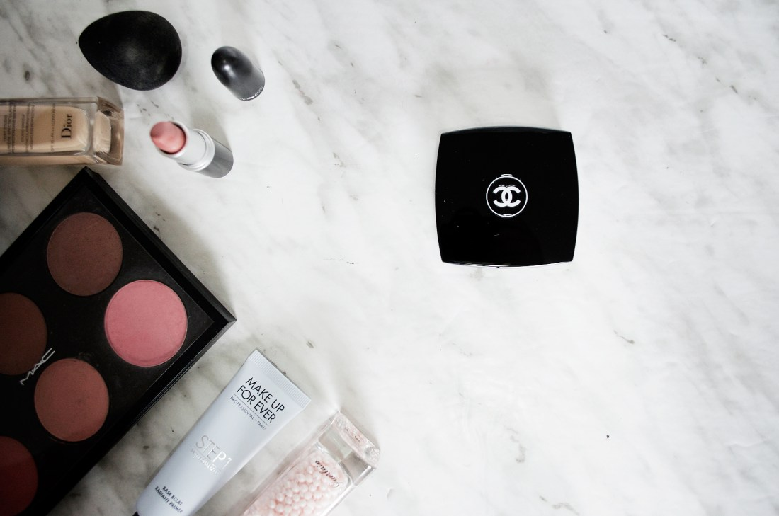 The CHANEL LA Sunrise Blush is a total splurge for a blush but one worth the price given this stunning design and lovely shade inspired by vibrant LA!