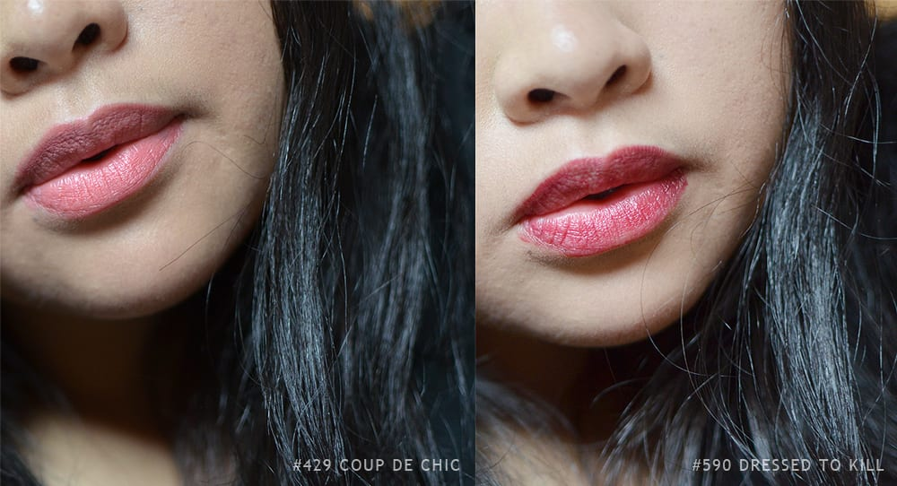 Dior Double Rouge   Double the Trouble.