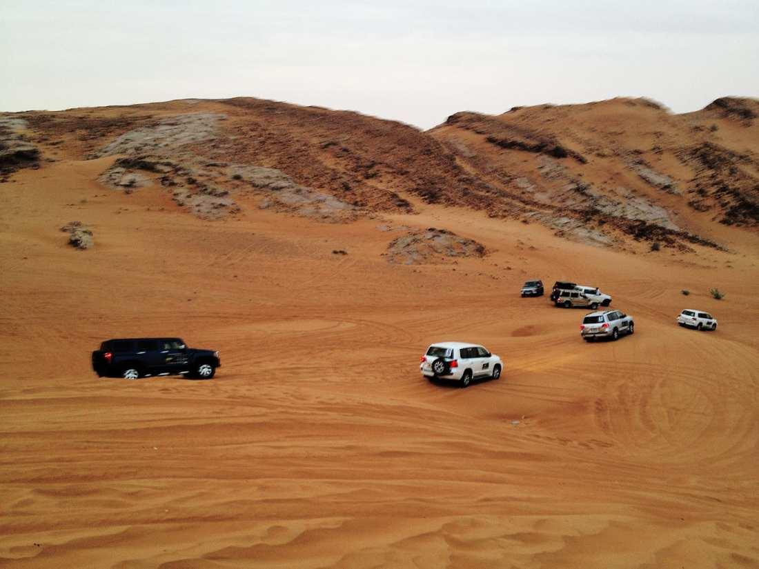 Dubai Desert Safari Tour Experience & Review.