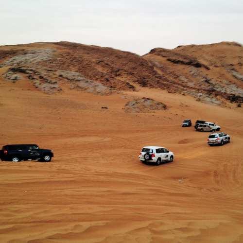 Dubai Desert Safari Tour | An Arabian Adventure in the Desert