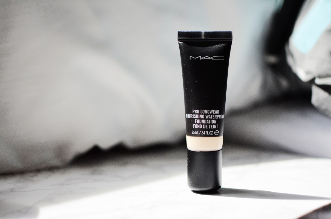 The MAC Pro Longwear Nourishing Waterproof Foundation comes in 16 shades and is one of the more forgiving and versatile foundation in their range.