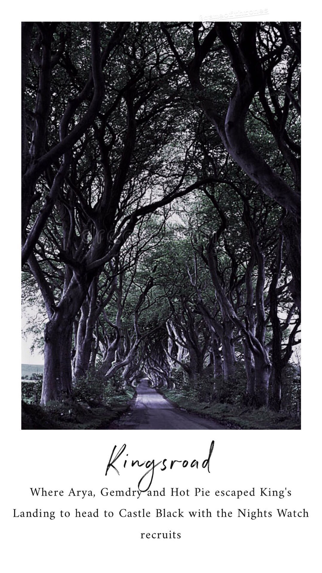 Winter is coming. And so is the last season of HBO's hit show, Game of Thrones. Of course I had to do the Game of Thrones tour in Ireland on a recent trip.