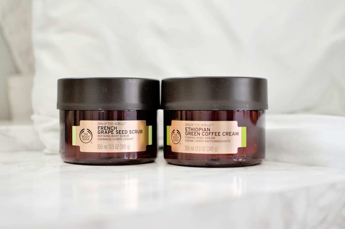 The Body Shop Spa of the World Relaxing Ritual is one of the 3 spa treatments from The Body Shop's exclusive Spa of the World premium range.