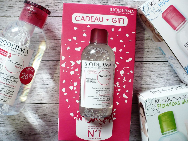 The big Bioderma Haul from Shoppers Drug Mart - The holiday season and the post-holiday season are the perfect time of the year to stock up on holiday/value sets which gets you a lot of bang for your buck.