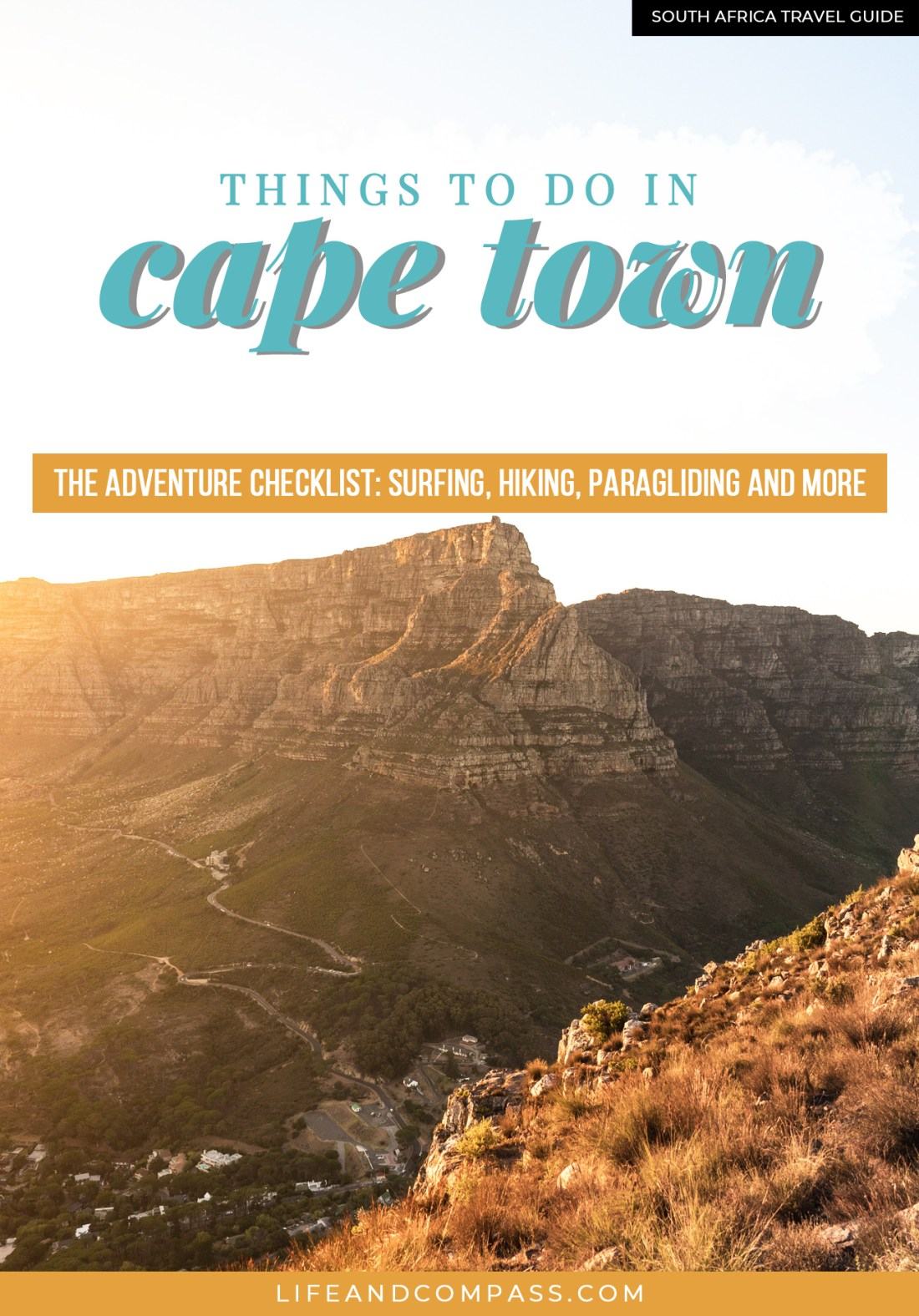 There's no shortage of adventure activities in Cape Town to enjoy and having visited 4 times, there's still something new to discover!