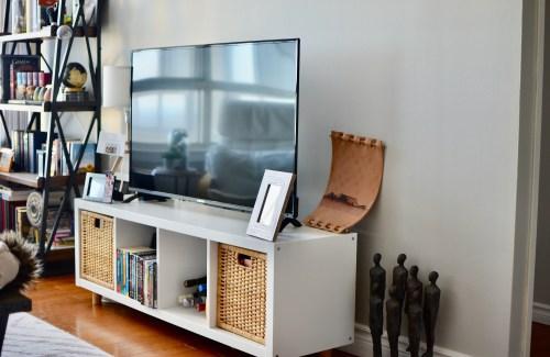 Ikea KALLAX TV Stand DIY