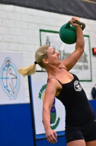 Sarah SmithGalway Kettlebell Club Coach and Director