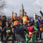 cork city Marathon relay batman team