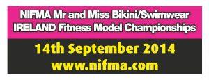2014 NIFMA BIKINI SWIMWEAR IRELAND July