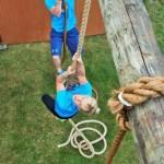 Adare to Survive Rope Climb