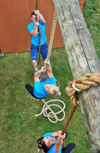 Adare to Survive Rope Climb