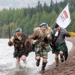 Clash of the Clans at Baxters Loch Ness Marathon