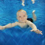 Get Fit & Teach Baby A Life Saving Skill While Having Fun