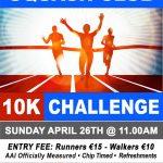 Thurles Squash Club 10K road race