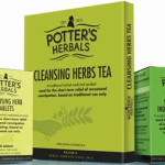 Stay bloat free this Summer with Potter's Herbals Digestive Health Range