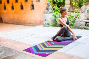 Stunning Yoga Mats Now Available in Europe