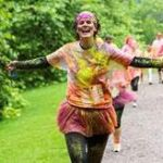 World's most colourful run partner with Galway charity for Lough Cutra 5km