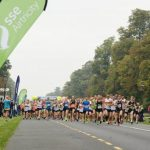 Eoin O'Callaghan claims top spot out of 8,570 participants at the SSE Airtricity Dublin Half Marathon