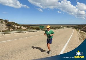 Dave Alley Sets World Record Running Around Australia: 10,000 Km in 127 Days, 10 hours and 51 minutes