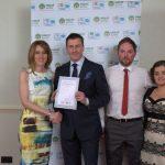 Ireland's Leisure Industry Celebrates National White Flag Quality Awards 2015