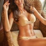 Melanie Sykes joins Kildare's TanOrganic to launch the biggest innovation to spray tanning, TanOrganic Silk Oil