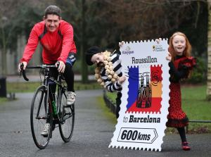 Paul Kimmage to tackle 600km in the saddle for The Irish Hospice Foundation
