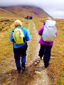 Leenane Mountain Walking Festival 2016