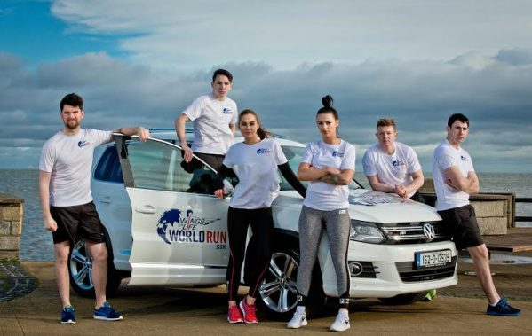Irish Sporting Stars Turn Out To Support Wings For Life World Run