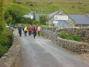 Croagh Patrick Heritage Trail March 2016 Walking Festival