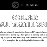 "Golfer Superstitions and provide ""the science"" behind them"