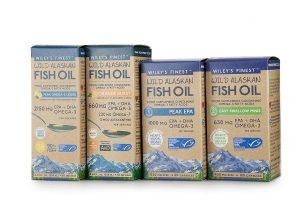 wileys finest fish oils