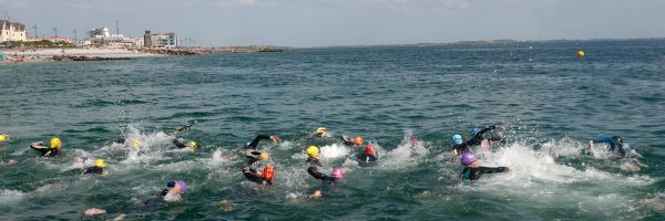 Frances Thornton Bay Swim Launch 5