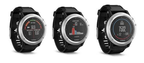 Garmin is pleased to announce the latest addition to the fēnix® 3 range with the new fēnix 3 HR Silver Edition.   Combining the reliable navigation and advanced training features that the fēnix 3 range is known for, the fēnix 3 HR Silver Edition GPS watch now features Garmin Elevate™ wrist heart rate technology, allowing you to track your heart rate wherever you are. Complete with rugged good looks, the fēnix 3 HR Silver Edition has been finished with a protected mineral crystal lens, a silver stainless steel Exo-antenna and a Flexible silicone band for great wearability.   fēnix 3 HR Silver Edition