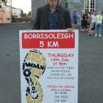 Third Annual Borrisoleigh 5km Thursday 14th July 2016