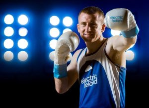Boxer Paddy Barnes. South Studios, Dublin. Picture credit: Stephen McCarthy / SPORTSFILE