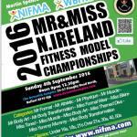2016 NIFMA Mr & Miss Northern Ireland Fitness Model Championships