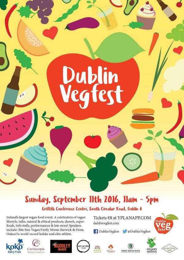 Dublin Vegfest 2016