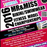 NIFMA Mr & Miss IRELAND Bikini/Swimwear Fitness Model Championships