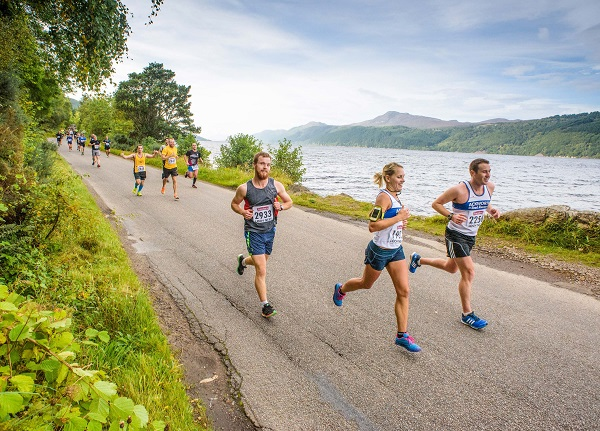 Thousands of runners will take part in the Baxters Loch Ness Marathon and Festival of Running this week – the 15th year of the event. (Photo by Tim Winterburn.)