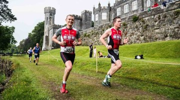 Lough Cutra Castle Triathlon Kickstarts the Racing Season