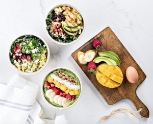 Trade-in Fast Food Gift Cards for a Healthy Meal at Freshii