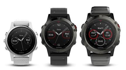Garmin fēnix 5 series Multisport GPS