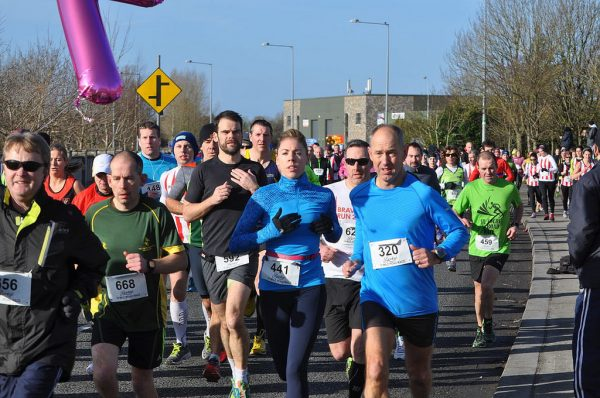 Bewley's 10 Mile Road Race in association with Trim Athletic Club